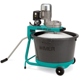 Imer Mortar Mixer MIX 60