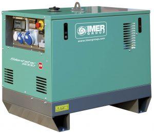 Imer generátor Silentstar_6000