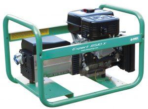 Agregat prądotwórczy jednofazowy Imer Expert 6510 X