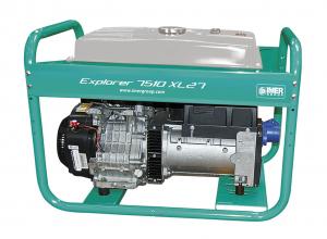 Agregat prądotwórczy Imer Explorer 7510 XL 27